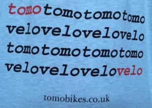 T Shirt Tomo Velo